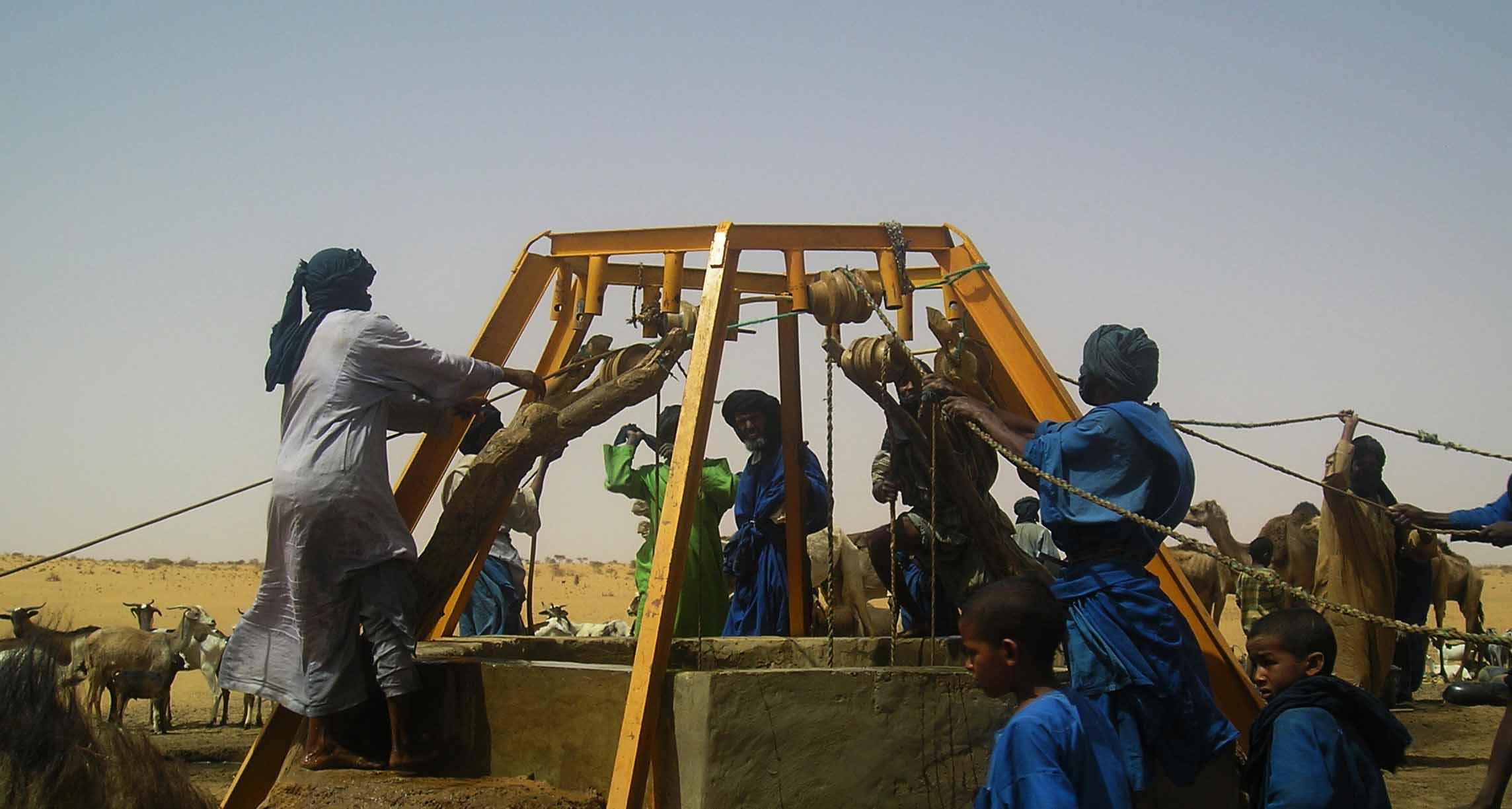 Mali-well